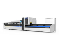 Automatic CNC laser pipe cutting machine